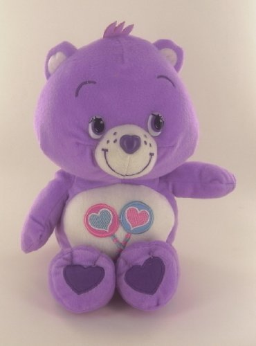 care-bears-soft-toy-plush-share-bear-22cm
