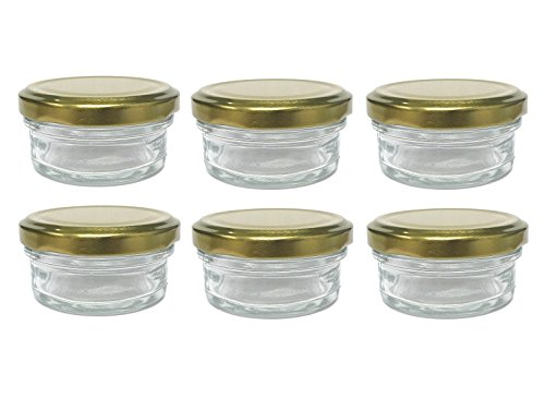 Where to buy mini glass bottles for crafting and party for Small colored glass jars