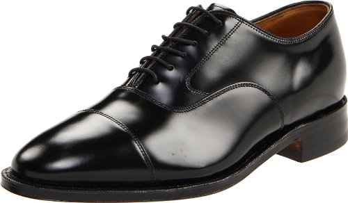 Johnston & Murphy Men's Melton Oxford,Black,10 D