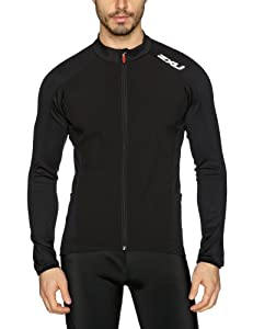 2XU Men's Intermediate Cycle Jacket - Black, Large