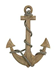 24'' Wooden Boat Anchor with Crossbar