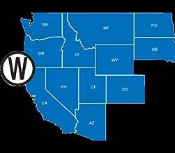 Navionics HotMaps Platinum West US Multi-Dimensional Lake Maps on SD Card
