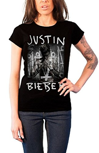 Justin Bieber Purpose Junior Da Donna Women's Maglietta