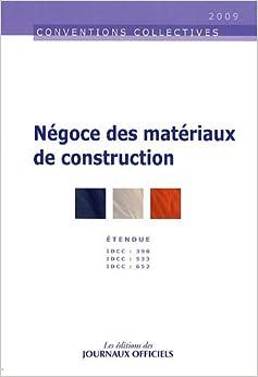 N goce des mat riaux de construction 9782110765109 books - Materiaux de construction innovants ...