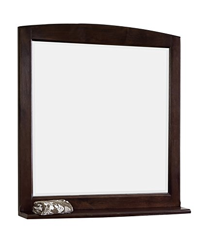 American Imaginations 54 30 Inch By 32 Inch Rectangle Wood Framed Mirror With