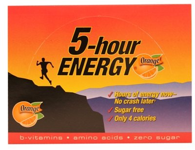 5 Hour Energy Orange 12/2oz l
