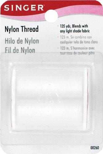 Nylon Thread 135 Yards-Clear