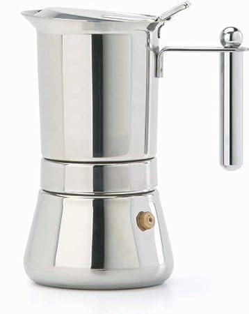Vev Vigano 8310 Vespress Inox 12-cup 18/10 Moka Pot