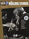 Ultimate Drum Play-Along Rolling Stones: Authentic Drum (Book & CD)