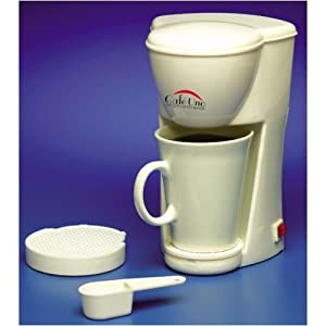 Cafe Uno One Cup Coffee Maker by ETNA