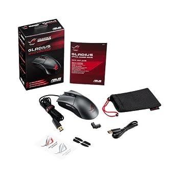ASUS ゲーミングマウス 規格:R.O.G.シリーズ USBゲーミングマウス P501-1A