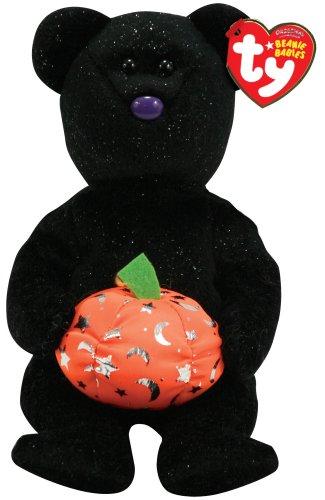 Imagen de IDAD Beanie Baby - Haunting el Oso de Halloween