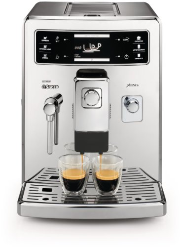 Philips Saeco HD8946/47 Xelsis Digital ID Automatic Espresso Machine