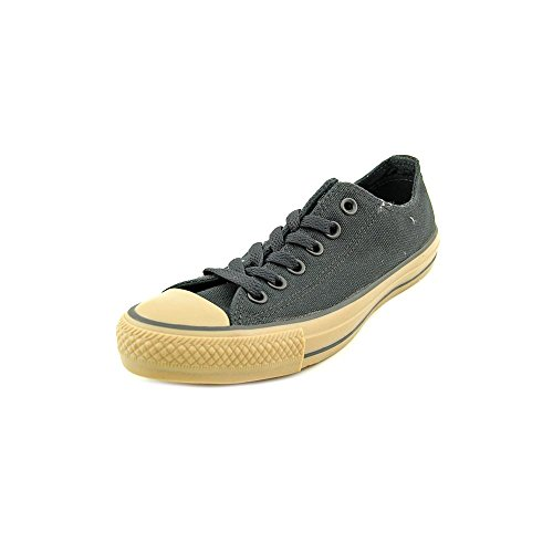 Converse Unisex All Star Chuck Taylor Ox Black/Gum Basketball Shoe 4 Men US / 6 Women US