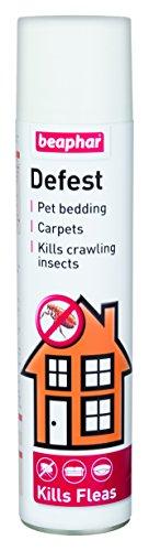 Produktbeispiel aus der Kategorie Floh-, Läuse-, & Zeckensprays für Hunde