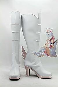 Fashion-Mart Kill La Kill Anime Nonon Jakuzure Cosplay Boots