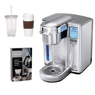 Breville Bkc700xl Gourmet Single-serve Coffeemaker & Bundle Kit Special Gift for Special Day Fast Shipping Ship Worldwide From Hengheng Shop