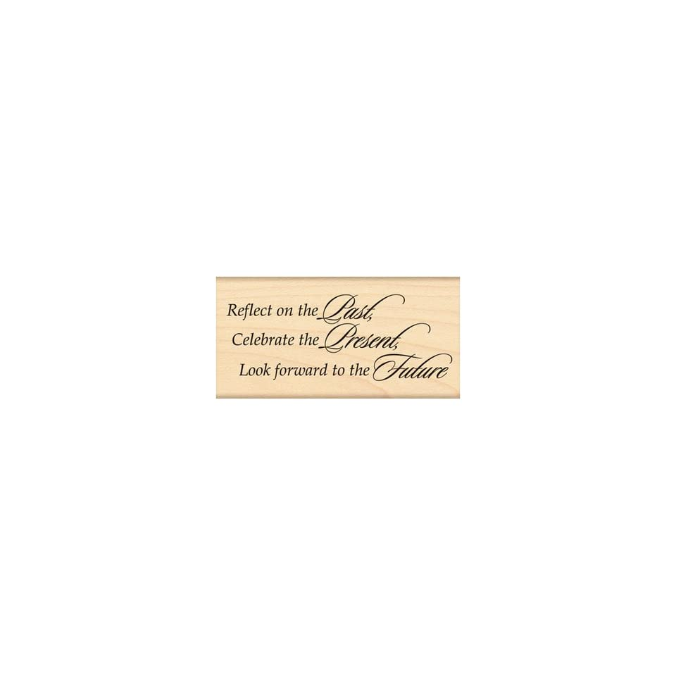 Penny Black Rubber Stamp 1.5X3 Time