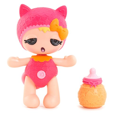 Lalaloopsy Babies Newborn Doll- Kitty - 1