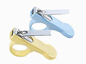 Prevent slippery baby nail scissors, nail clippers child safety clippers