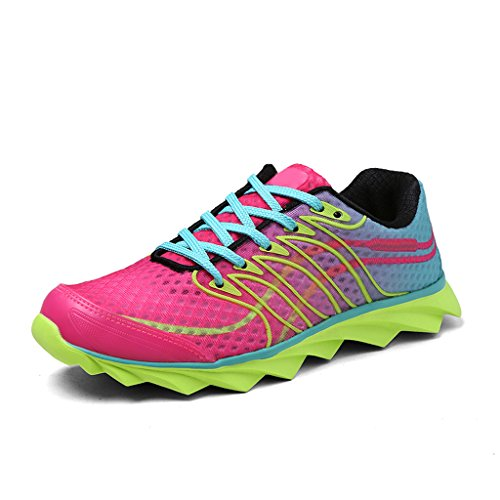 Aleader Women's Running Shoes Fashion Walking Sneakers Pink 9 D(M) US