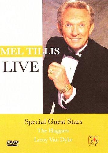 Mel Tillis Live - Special Guest Stars The Haggars, Leroy Van Dyke [DVD]