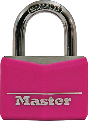 Master Lock 146D Covered Body Aluminum Padlock
