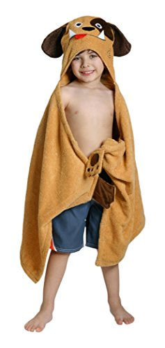 ZOOCCHINI Duffy the Dog Hooded Towel