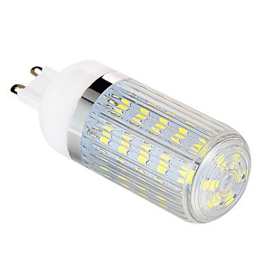 Rayshop - G9 7W 36X5730Smd 700Lm 6000-6500K White Light Led Corn Bulb (220-240V)