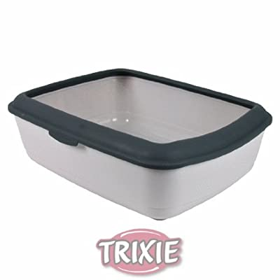 Trixie Classic Cat Litter Tray with Rim