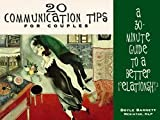 img - for Doyle Barnett: 20 Communication Tips for Couples : A 30-Minute Guide to a Better Relationship (Paperback); 1995 Edition book / textbook / text book