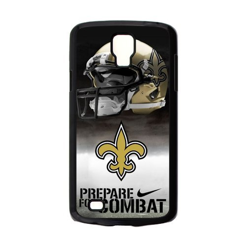 NFL Prepare for Combat New Orleans Saints Classic Durable Hard Case, fits Samsung Galaxy S4 Active i9295, Best Gift Fan Collection at Amazon.com