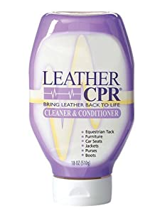 Leather CPR CC-18QC