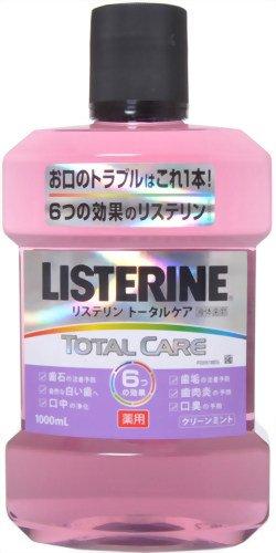 【ベストセラー】リステリン トータルケア 1000ml