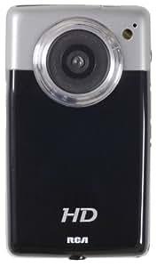 RCA EZ3100 High Definition Digital Camcorder with 2x Digital Zoom 2-Inch LCD Screen Black