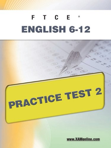 Ftce English 6-12 Practice Test 2