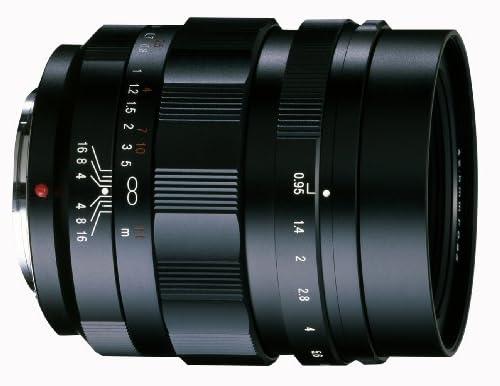 COSINA 単焦点レンズ フォクトレンダー NOKTON 42.5mm F0.95Micro Four Thirds 232037