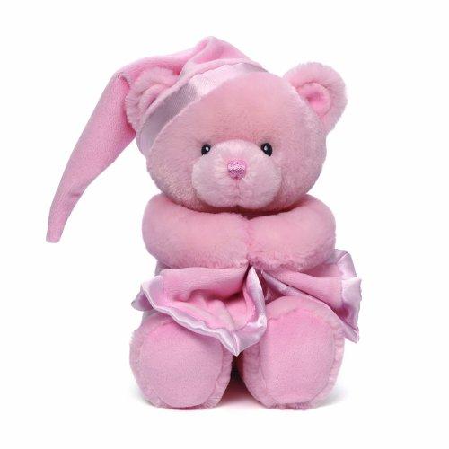 Gund My First Teddy Bear Keywind Musical Stuffed Animal front-1046958