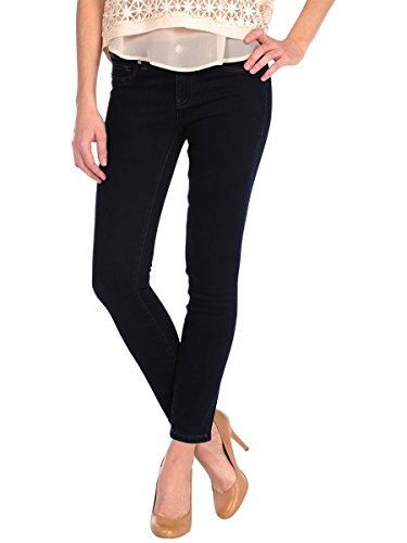 Henry & Belle Lila Super Skinny Ankle in Pure Indigo (28)