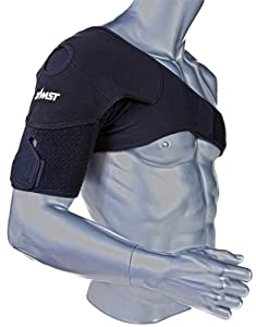 Zamst Shoulder Wrap, Black by Zamst