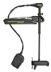 "Minn Kota Fortrex 80 Bow-Mount Trolling Motor with Universal Sonar (80-lb Thrust, 45"" Shaft)"