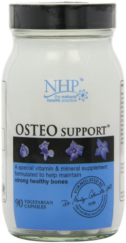 Natural Health Practice Osteo Support Capsules - Tub of 90