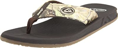Reef Men's Real Tree Phantom Thong Sandal