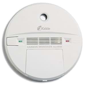 Kidde KN-COB-B Battery-Operated Basic Carbon Monoxide Alarm with Electrochemical Sensor, 1-Pack