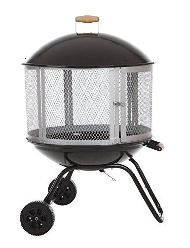 Ardency Sense Bon Fire 28-Inch Portable Fireplace