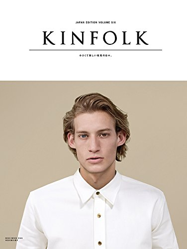 KINFOLK JAPAN EDITION VOLUME SIX