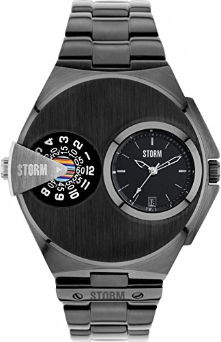 Storm London DUALMATIC 47247/SL Orologio da polso uomo 2. Fuso orario