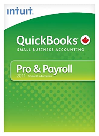 QuickBooks Pro Plus Payroll 2011 [Old Version]