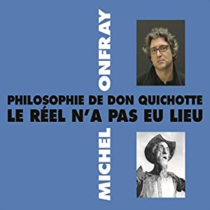 Philosophie de Don Quichotte Speech
