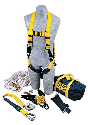DBI/SALA Roof Anchor Fall Protection Kit. Model 2104168